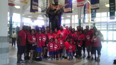 Our Family Reunion In Memphis,Tn T-Shirt Photo