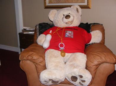 Baby's First Teddy Bear T-Shirt Photo