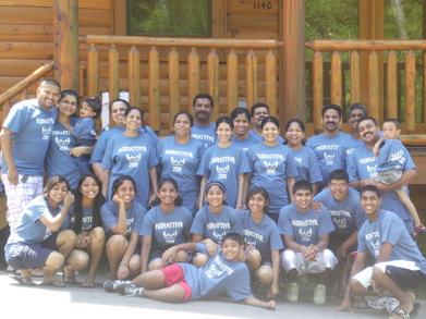 Korattiyil Family Reunion T-Shirt Photo