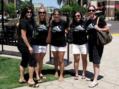 Dg Girls Weekend 2011 T-Shirt Photo