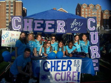 Cheer For A Cure T-Shirt Photo