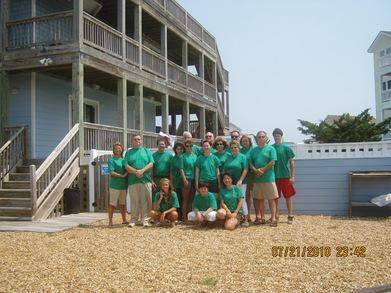 Flanagan Family Reunion T-Shirt Photo