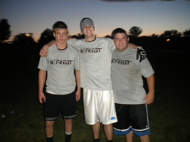 The 518 Riot Champs!!! T-Shirt Photo