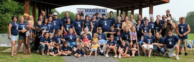 Madden Family Reunion T-Shirt Photo