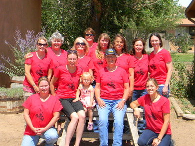 The Cowgirl Party! T-Shirt Photo