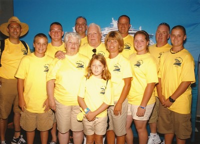 "50th Anniversary Celebration ""Cruisin"" T-Shirt Photo"
