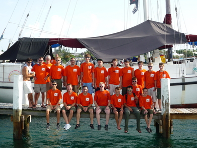 Troop 364 Scuba Dive Trip T-Shirt Photo