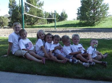 Little Cousins T-Shirt Photo