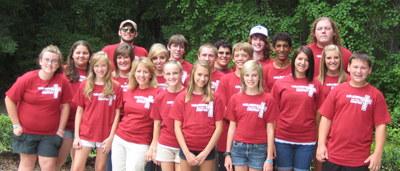 Summer Youth Retreat T-Shirt Photo