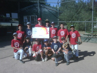 Boyle Park Baseball For Charity 2011 T-Shirt Photo