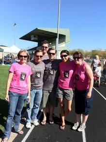 2011 Relay For Life (Battle Ground, Wa)  T-Shirt Photo