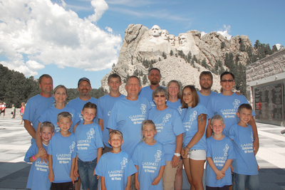 Head For The Hills Anniverary Tour T-Shirt Photo
