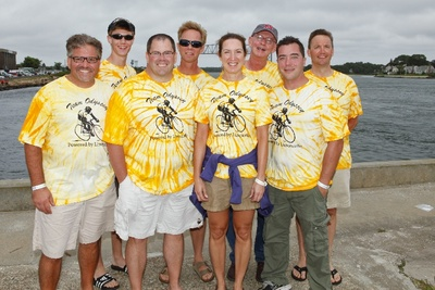 Team Odyssey @ Pmc T-Shirt Photo