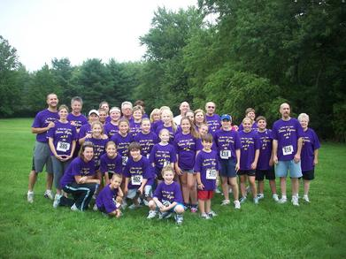 Team Lynne 2011 T-Shirt Photo