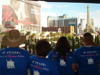 Vegas 2011  T-Shirt Photo