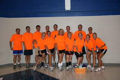Scl Adult Volleyball Tourney T-Shirt Photo
