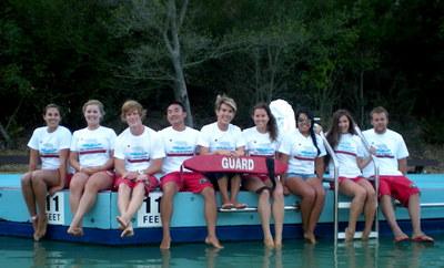 Cull Canyon Lifeguards! T-Shirt Photo