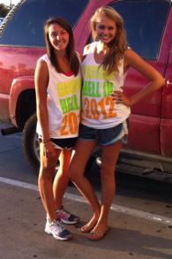 Seniors 2012! T-Shirt Photo