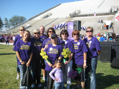 Alz Walk 2011 T-Shirt Photo