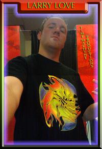 Time Machine Productions T-Shirt Photo