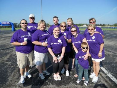 2011 Memory Walk T-Shirt Photo