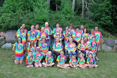 Grandma's 90  Family Vacation T-Shirt Photo