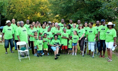 Hays Family Reunion 2011 T-Shirt Photo