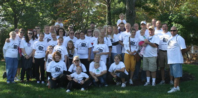Cincinnati Buddy Walk 2011 T-Shirt Photo