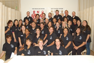 Skyline Massage Therapy Program T-Shirt Photo