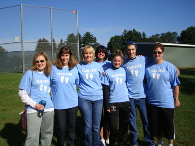Team Jake Walks For Empty Arms T-Shirt Photo
