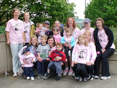 We're Supplying Babies With Hope!  March Of Dimes 2007. T-Shirt Photo
