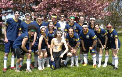 Quidditch Champs T-Shirt Photo