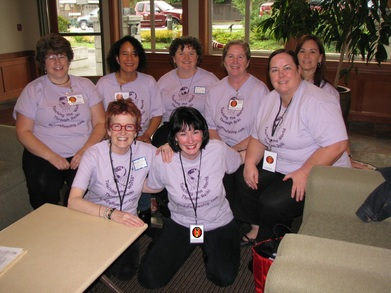 Reiki Fellowship Outreach To Ronald Mc Donald House T-Shirt Photo