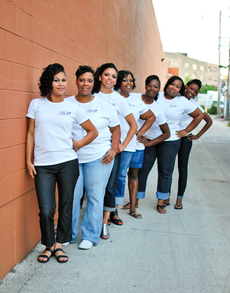 Allure Team 2 T-Shirt Photo