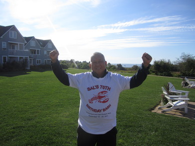 Sal's 70th Birthday Bash In Maine T-Shirt Photo
