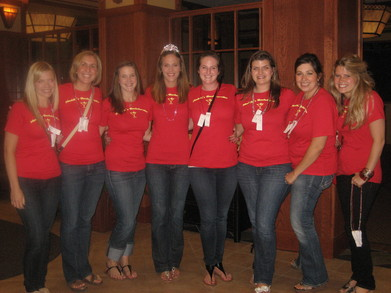 Maddie's Bachelorettes T-Shirt Photo