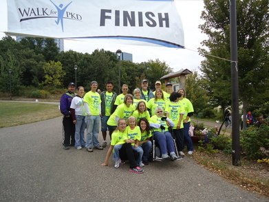 Baumann's Bad Beans Walk For Pkd T-Shirt Photo
