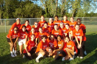 Medical School Flag Football Champs! T-Shirt Photo