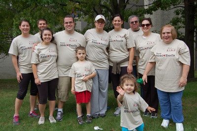 Jdrf Team Abbi Trials T-Shirt Photo