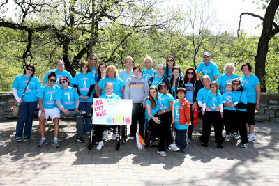 2011 Mn Aids Walk T-Shirt Photo