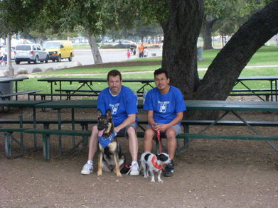 Team Woof T-Shirt Photo