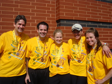 Akron Marathon Relay 2011 T-Shirt Photo