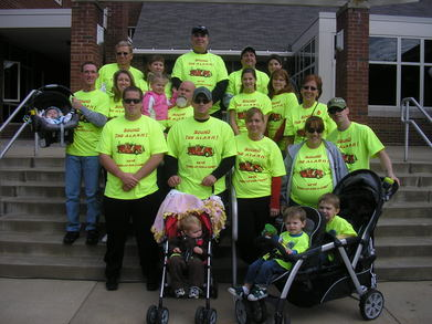 Penneco's 2011 Jdrf Walk Team T-Shirt Photo