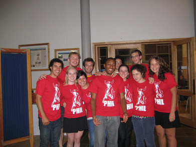 Everybody Loves Phil T-Shirt Photo