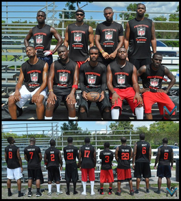Primetime Players Flag Football T-Shirt Photo