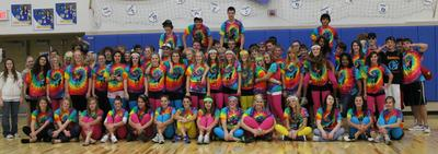 Wahs Homecoming! Juniors Rock! T-Shirt Photo