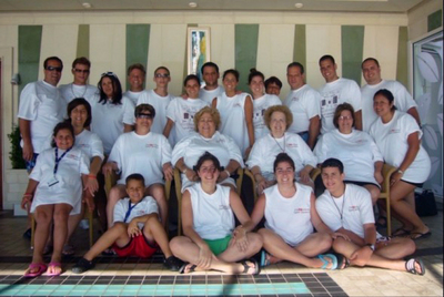 "Dy""Fun""Ctional Family Cruise '07 T-Shirt Photo"