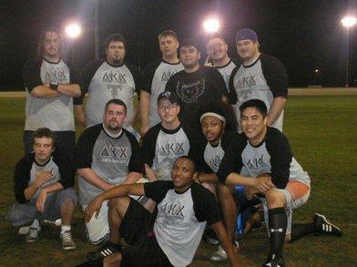 Delta Kappa Chi Softball T-Shirt Photo