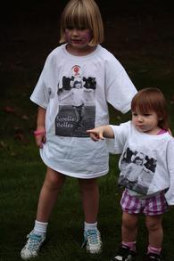 Walk To Cure! T-Shirt Photo