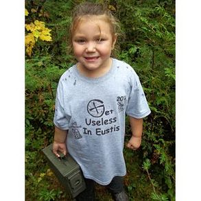 Ms Amara Gets Useless Geocaching In Eustis T-Shirt Photo